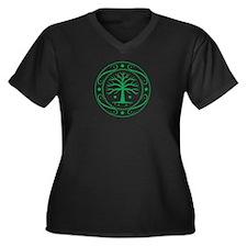 Shadow Cities Animator Sigil Plus Size T-Shirt