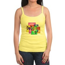 DeColores Stained Glass Tank Top