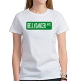 Roadsign Bellydancer  T