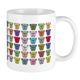 Multi-Bulldogs Mug