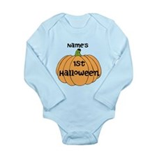 Custom 1st Halloween Baby Outfits