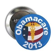 "Obamacare 2.25"" Button (10 pack)"