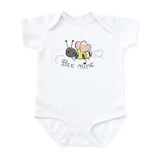 Bee Mine Infant Bodysuit