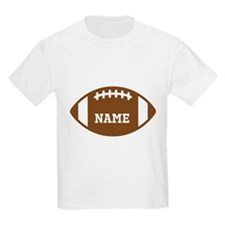 Custom Football T-Shirt