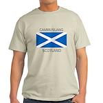 Cambuslang Scotland Light T-Shirt