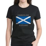 Cambuslang Scotland Women's Dark T-Shirt