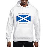Cambuslang Scotland Hooded Sweatshirt