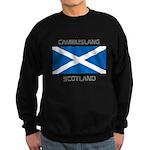 Cambuslang Scotland Sweatshirt (dark)