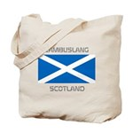 Cambuslang Scotland Tote Bag