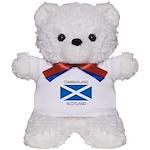 Cambuslang Scotland Teddy Bear