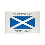 Cambuslang Scotland Rectangle Magnet (10 pack)
