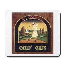 ST. ANDREW'S GOLF CLUB 1 Mousepad