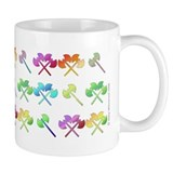 Labyris in Pairs & Singles Mug - white