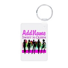 16TH NYC CHICK Keychains