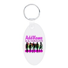 TRENDY 16TH Keychains