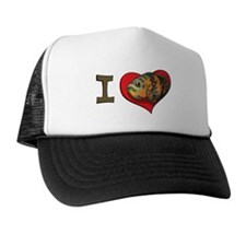 I heart oscars Trucker Hat