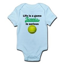Tennis Is Serious Body Suit