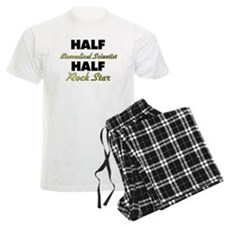 Half Biomedical Scientist Half Rock Star Pajamas