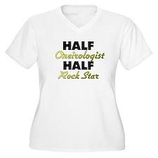 Half Oneirologist Half Rock Star Plus Size T-Shirt