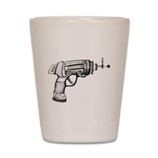 Raygun Shot Glass