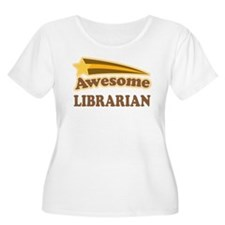 Awesome Librarian T-Shirt