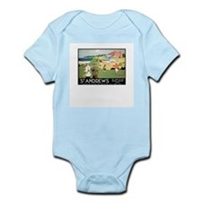 ST. ANDREW'S GOLF CLUB 2 Infant Bodysuit