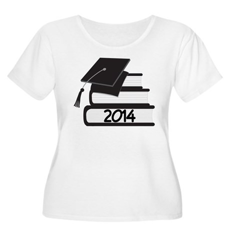 Class of 2015 Gift Women's Plus Size Scoop Neck T-