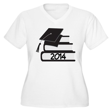Class of 2015 Gift Women's Plus Size V-Neck T-Shir