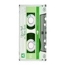 Cassette Tape - Green Beach Towel