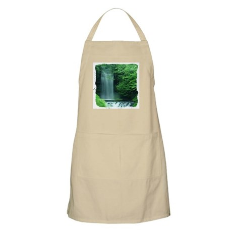Waterfalls BBQ Apron