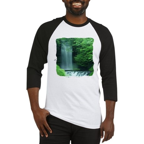 Waterfalls Baseball Jersey