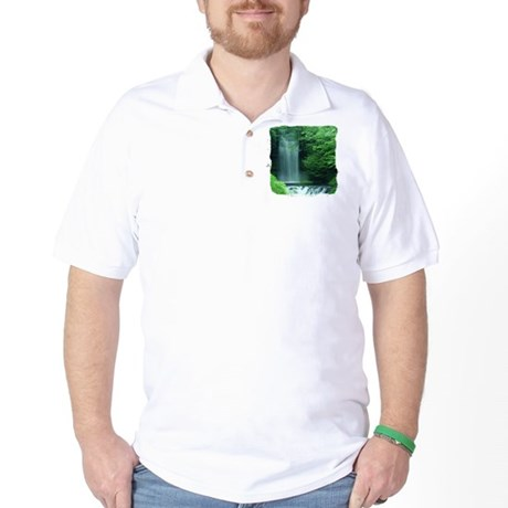 Waterfalls Golf Shirt