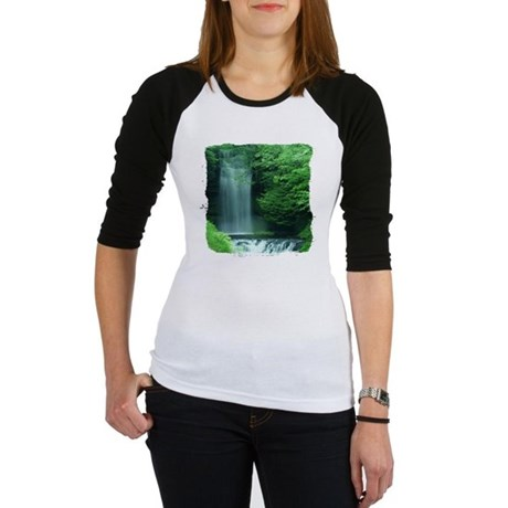 Waterfalls Jr. Raglan