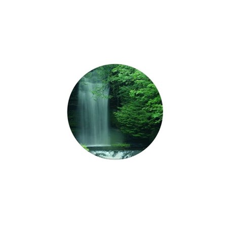 Waterfalls Mini Button