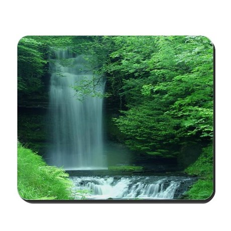 Waterfalls Mousepad