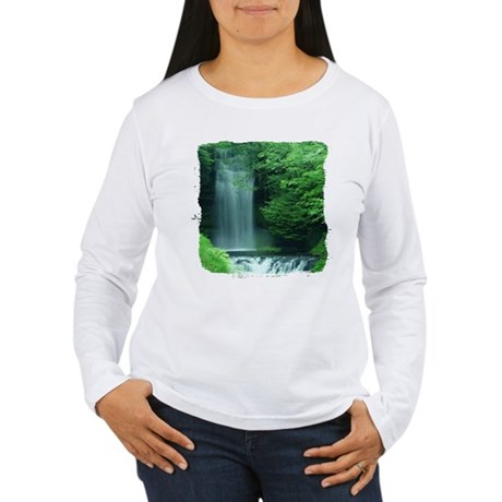 Waterfalls Women's Long Sleeve T-Shirt