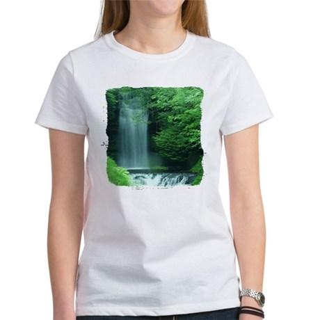 Waterfalls Women's T-Shirt