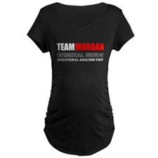 Team Morgan Maternity T-Shirt