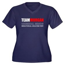 Team Morgan Plus Size T-Shirt