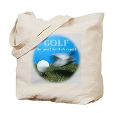 GOLF GREAT SCOTTISH EXPORT Tote Bag