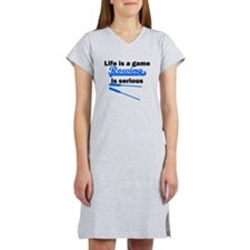 Rowing Is Serious Women's Nightshirt