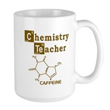 Chemistry Teacher Mugs
