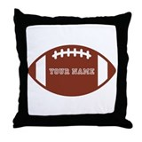 Football Throw Pillows