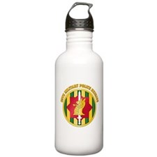 SSI - 89th Military Police Bde with Text Water Bottle
