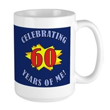 Celebrating 60th Birthday Mug