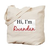 Hi, I am Rwandan Tote Bag