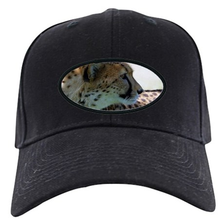 Cheeta Black Cap