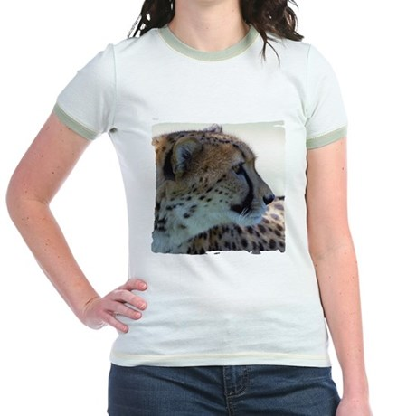 Cheeta Jr. Ringer T-Shirt