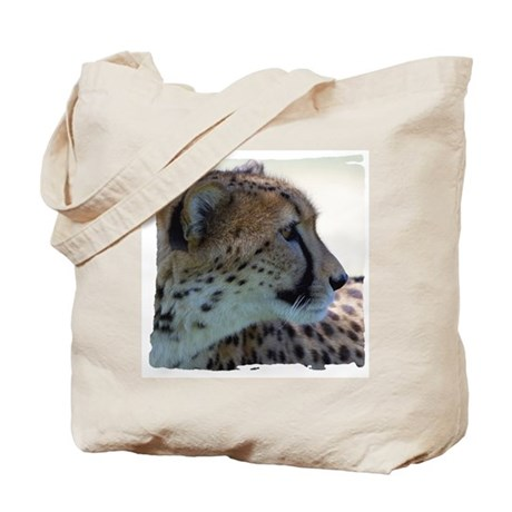 Cheeta Tote Bag