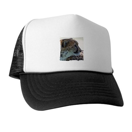 Cheeta Trucker Hat
